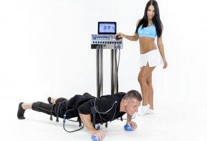 EMS workout